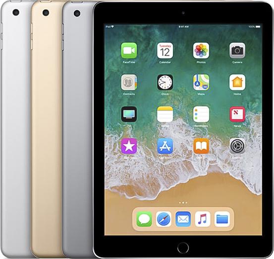 Ремонт iPad 2017/2018