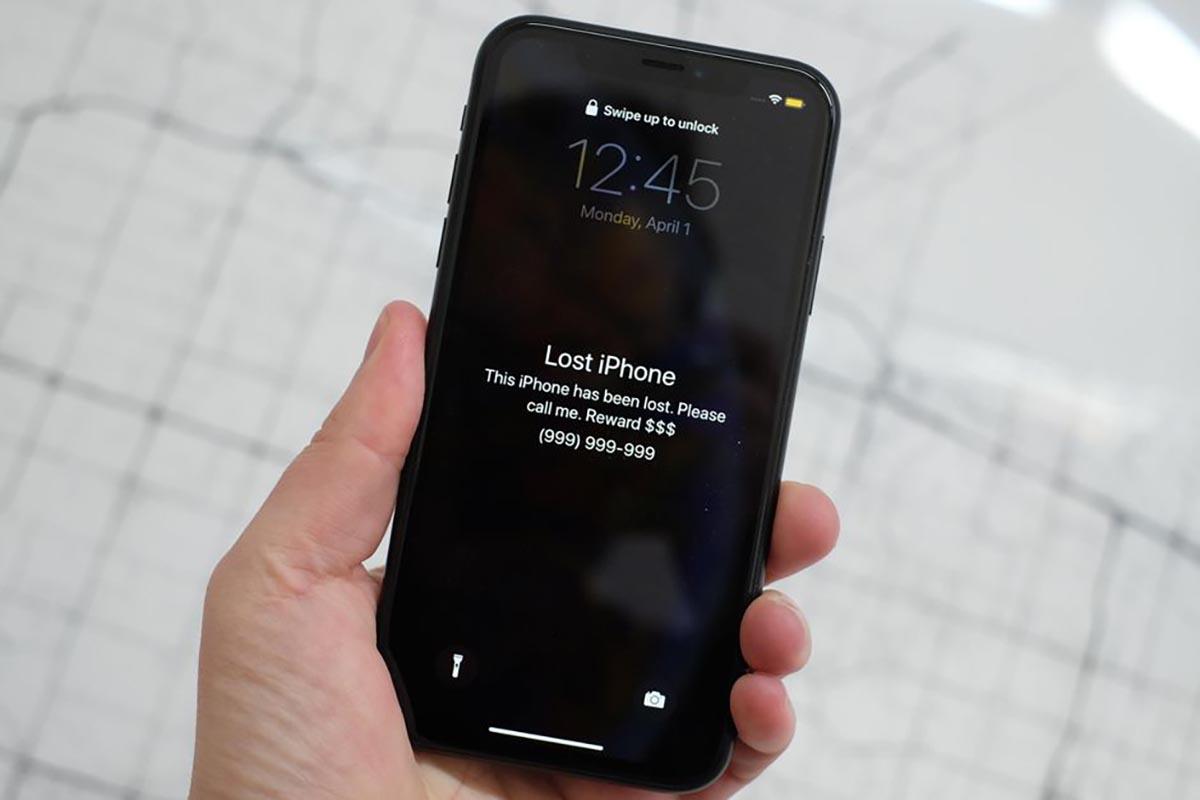 Как найти владельца, если вы подобрали потерянный iPhone